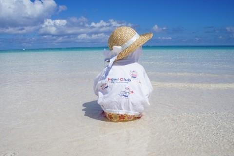 東洋一美しいビーチがある沖縄の離島「久米島」が子連れ旅行におすすめの理由