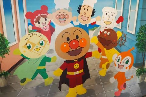 子供とおでかけレポート【横浜アンパンマンこどもミュージアム】を遊びつくす
