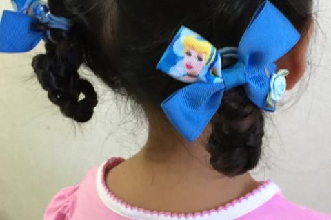 もう幼稚園の髪型に困らない!簡単に可愛く決まる、4歳の女の子の髪型コレクション