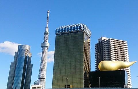 東京スカイツリーのお膝元!子連れにうれしい【ソラマチ】観光おすすめスポット
