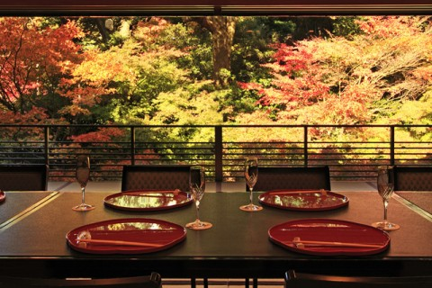 お参りの後の会食に。七五三で使えるホテルレストラン