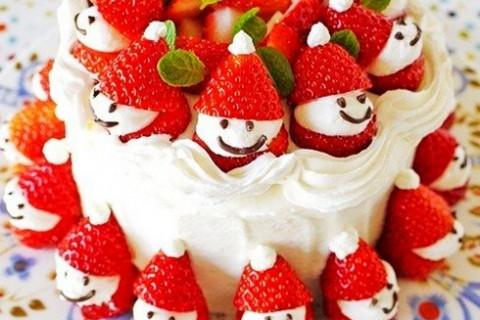 アレルギーの子供も安心!クリスマスや誕生日におすすめのケーキ