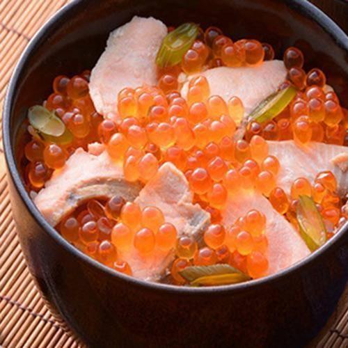 三陸産秋鮭使用 はらこ飯